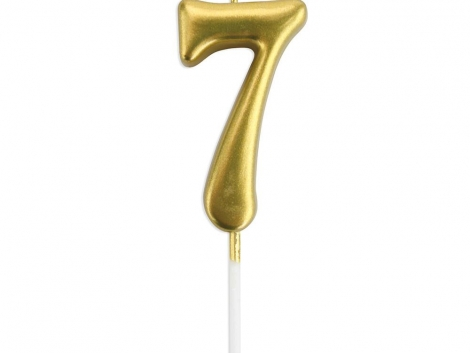 Gold-Number-1-Birthday-Candle