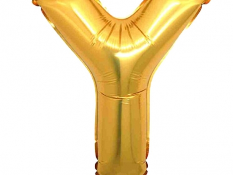 y-harf-folyo-balon-100cm-40inc-altin