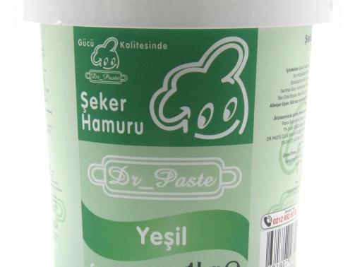 1 KG YESIL HAMUR