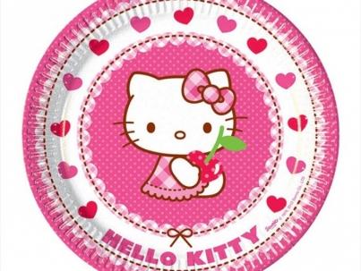 Hello-Kitty-Temali-Karton-Tabak---8-Adet-resim-382