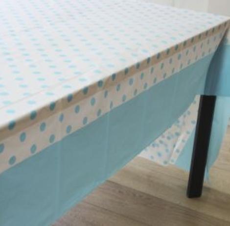 mavi-puantiyeli-plastik-parti-masa-ortusu-33505-13-O