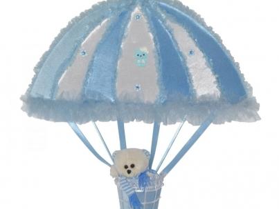ucan balon mavi