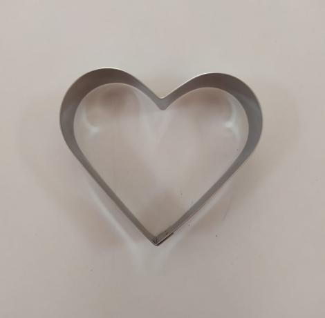 kalp kurabiye kesici