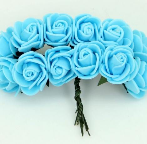 lateks-cicek-gul-mavi-29487-12-B