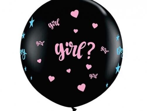 cinsiyet balonu 18 inch
